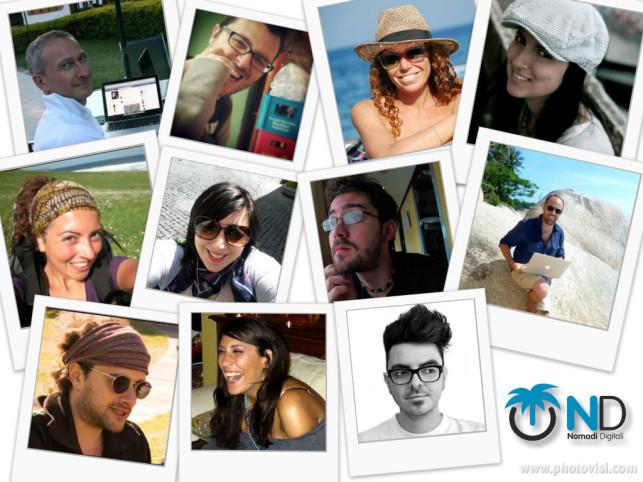collage blogger