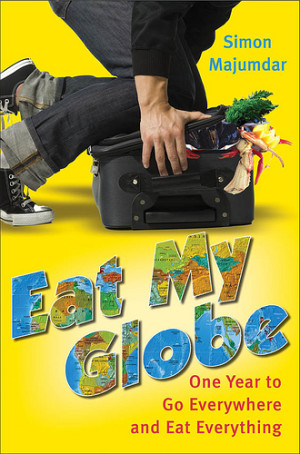 copertina eat my globe