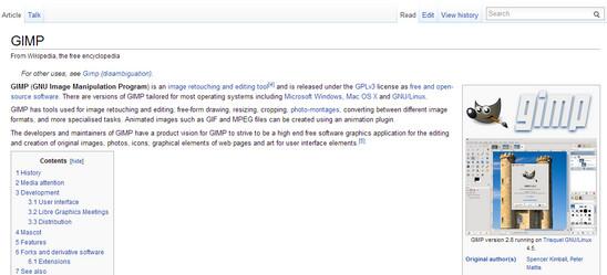 wikipedia-recensione