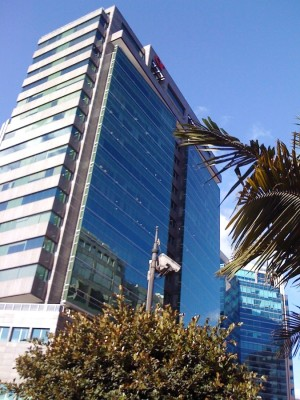 Edifici, Bogotà