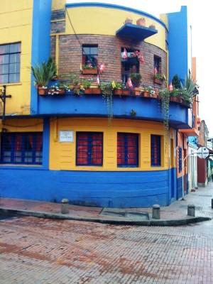 La Candelaria, barrio coloniale