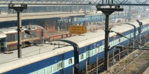 viaggiare in treno in india