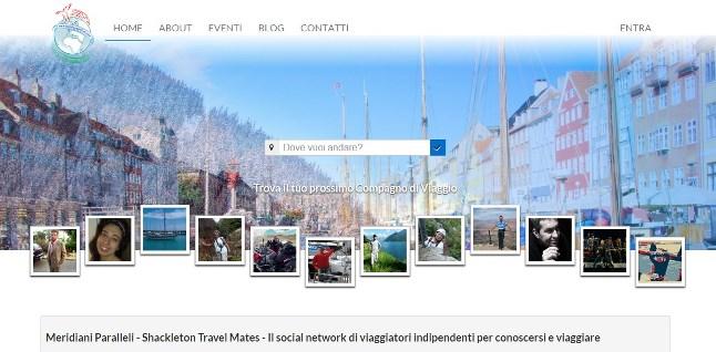 social network per viaggiatori indipendenti
