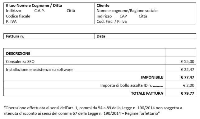 Pagare le giuste tasse in italia lavorando da nomade digitale for Prestazioni di servizi extra ue