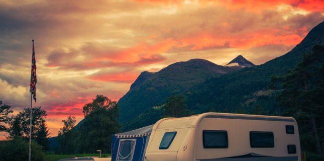 Vivere e Lavorare da Nomade Digitale in Campeggio